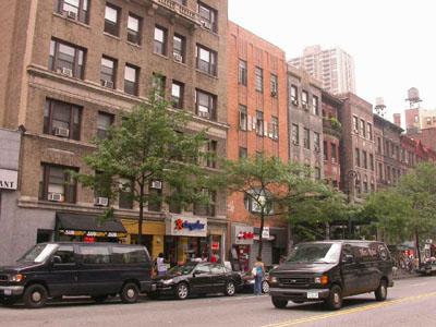 124 West 72nd Street
