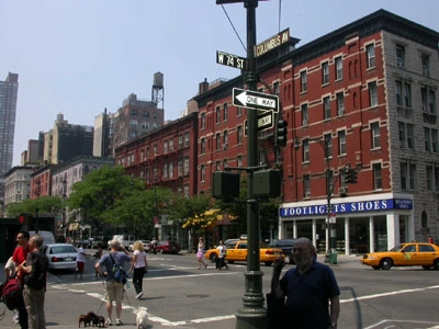 West 74th Street & Columbus Avenue