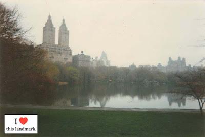 Love Your Landmark #13 – Central Park West Skyline