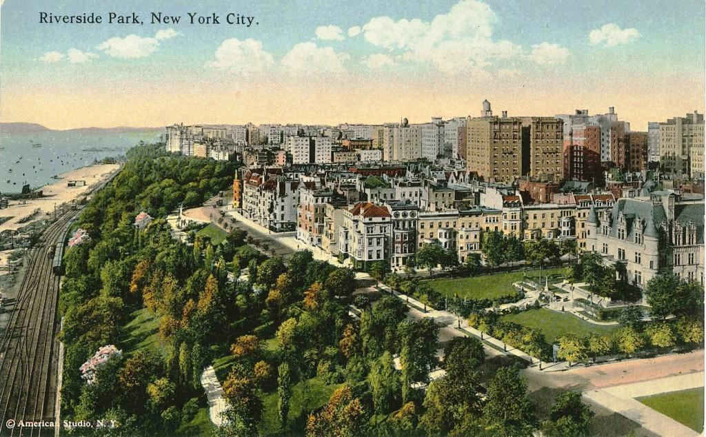 (Re)Discover Riverside Drive :: Slide lecture on August 18th