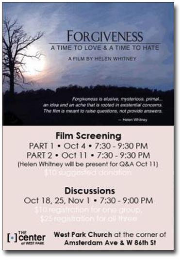 West-Park to host film screening in October