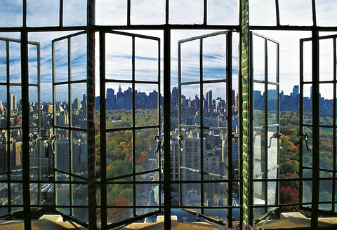 """A View from the Top: New book """"Windows on Central Park"""""""