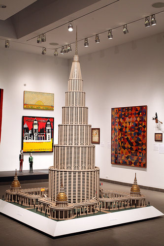 MEMBER EXCLUSIVE: Behind the scenes tour of the American Folk Art Museum