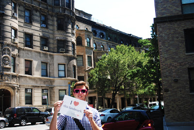 Love Your Landmark #3 – 349-357 West 84th Street