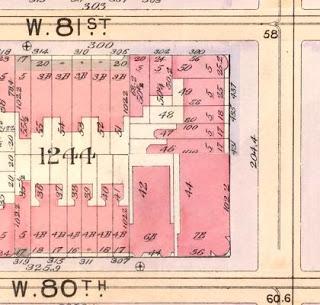 West End Avenue, Then and Now #1 – Calhoun School