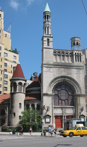 First Baptist Church: A West Side Romanesque stunner