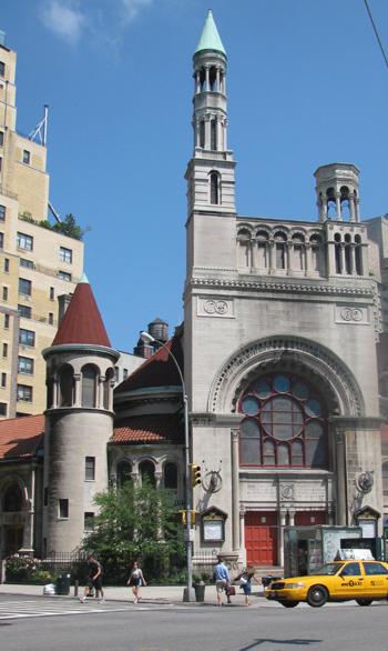 First Baptist Church: A West Side Romanesque stunner