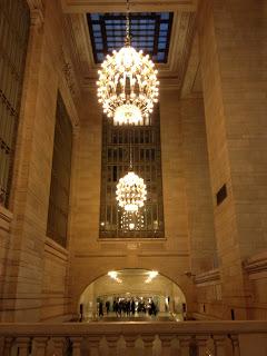 Grand Central Terminal Tour Recap