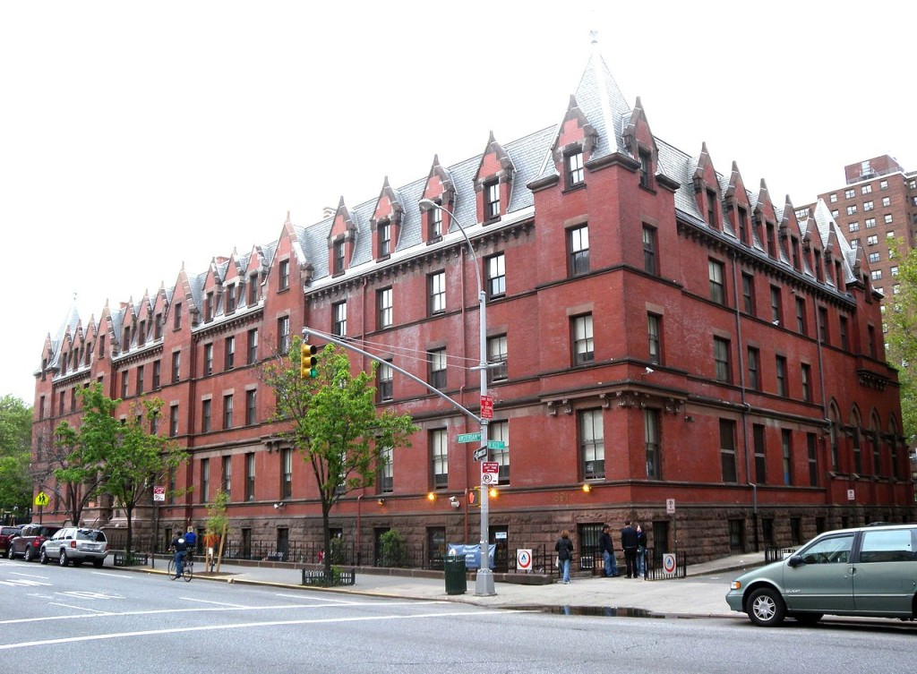 891 Amsterdam Avenue (NYC American Youth Hostel – Association Residence for Respectable Aged Indigent Females)