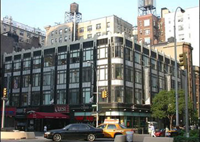 Broadway and 84th Street (Broadway Fashion Building)