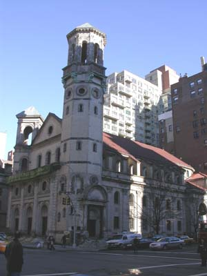 540 West End Avenue (Church of St. Paul and St. Andrew)