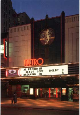 2626 Broadway (Midtown Theater – now the Metro Theater)
