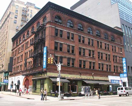 318-330 Amsterdam Avenue (New York Cab Company Stable)