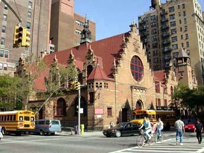 368 West End Avenue (West End Collegiate Church and School)