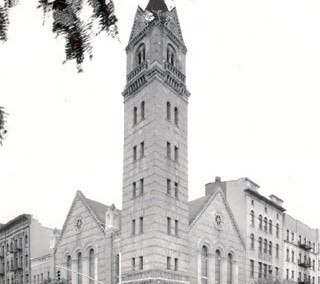 165 West 105th Street (West End Presbyterian Church)
