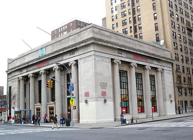 743 Amsterdam Avenue (East River Savings Bank)