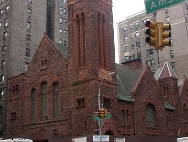 165 West 86th Street (West-Park Presbyterian Church)