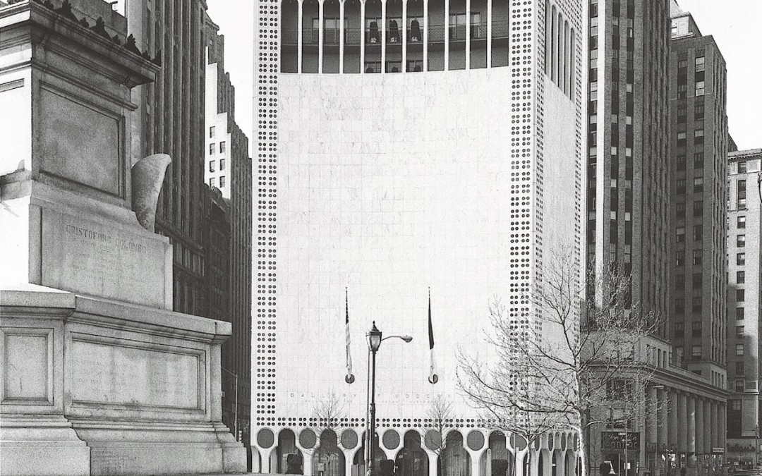 Tom Wolfe's 2005 Piece on 2 Columbus Circle