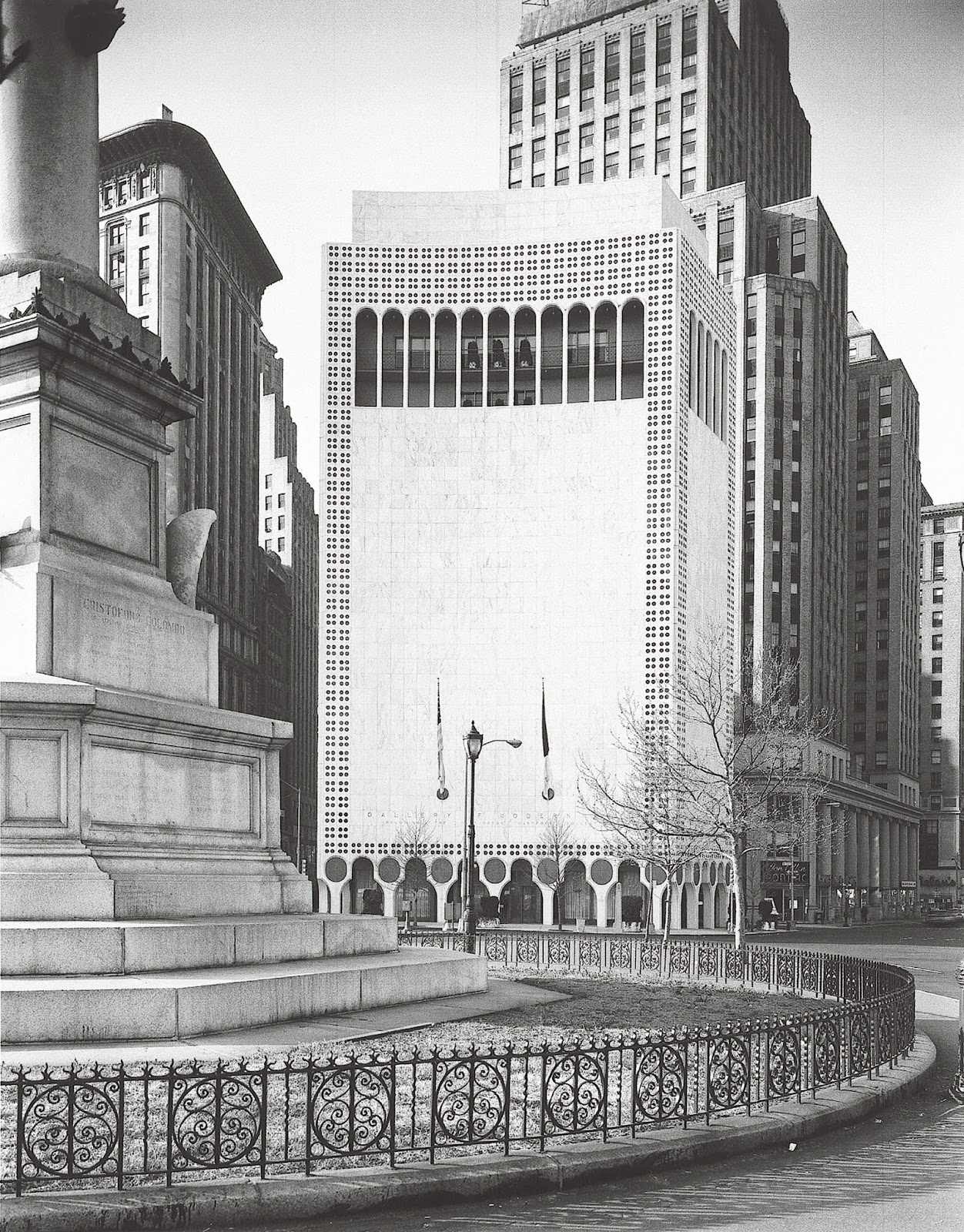 Tom Wolfe's 2005 Piece on 2 Columbus Circle