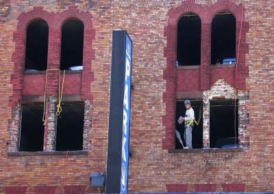348-354 Amsterdam Avenue (Pyramid Garage – was Dakota Stables – Demolished)
