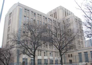 154 West 93rd Street between Amsterdam and Columbus Avenues (Joan of Arc Junior High School)