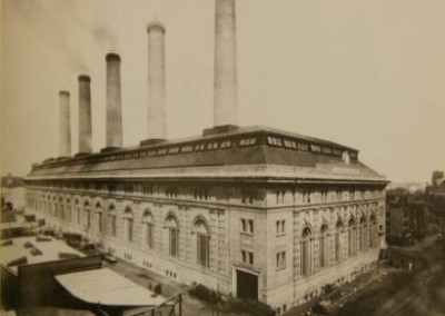 58th to 59th Streets between Eleventh and Twelfth Avenues (IRT Powerhouse)