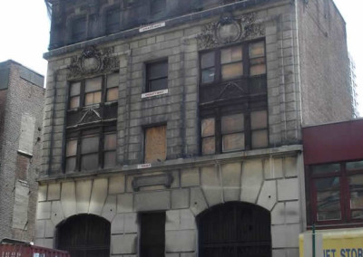 264-66 West 96th Street between Broadway and West End Avenue (IRT Electrical Substation No. 14)