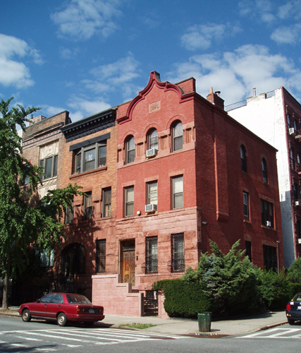 Manhattan Avenue Historic District