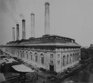 The IRT Powerhouse by McKim Mead and White
