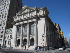 Ongoing Debate: Congregation Shearith (Spanish and Portuguese Synagogue)