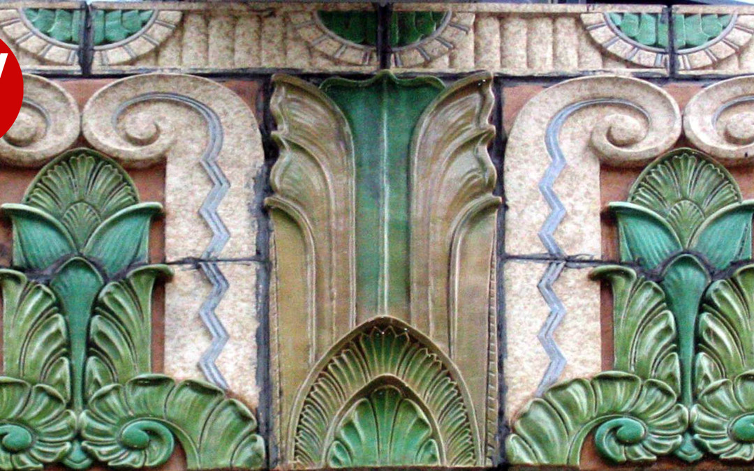 Art Deco Upper West Side with Anthony Robins