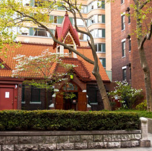 Sacred Sites Open House on the Upper West Side