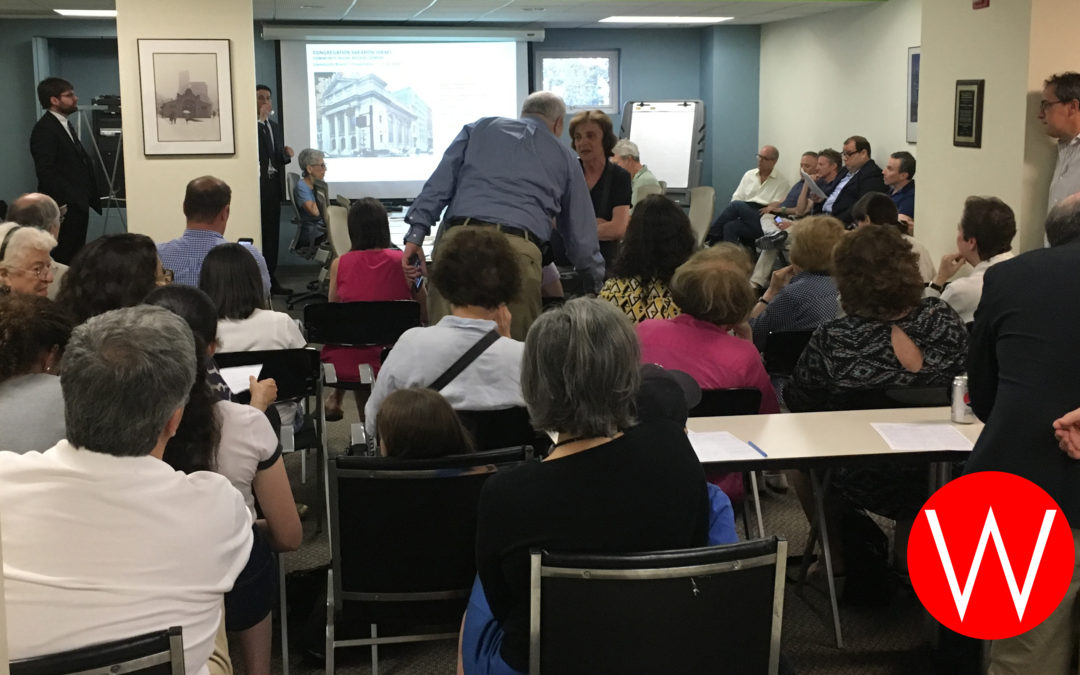 Congregation Shearith Israel Continues its March…