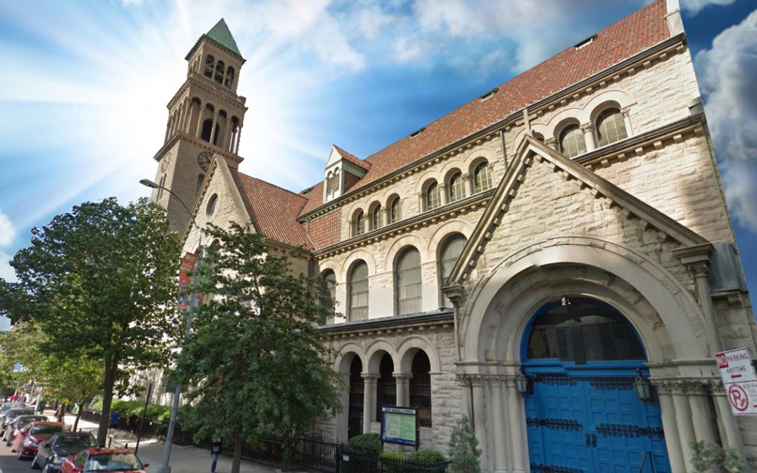 Tuesday, 7/26: Andrew Dolkart Walking Tour, including St. Michael's Episcopal Church
