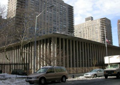 270 West 70th Street between Amsterdam and West End Avenue (Public School 199)