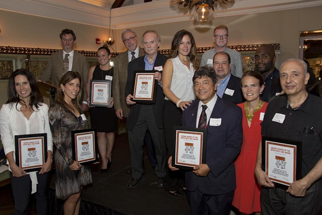 2016 Unsung Heroes Landmark West! Awardees