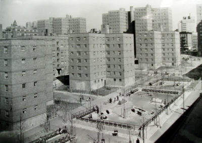 West End to Amsterdam Avenue, West 61st Street to 64th Street (Amsterdam Houses)
