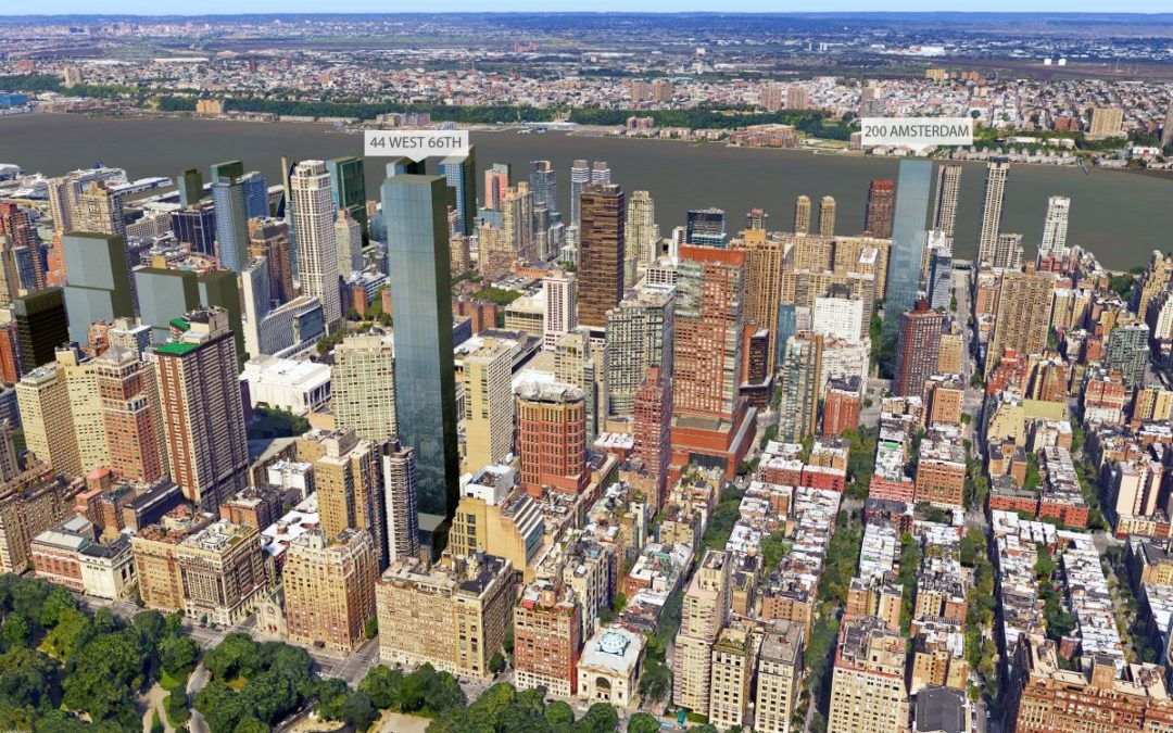 Curbing Supertall Tower Development:  A Few Ideas