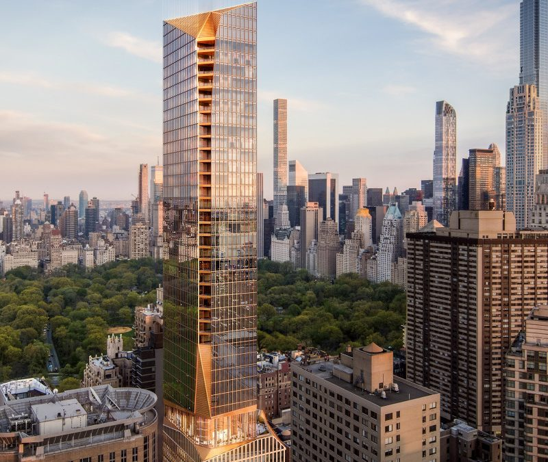 CPW Skyline Alert: 50 West 66th Street