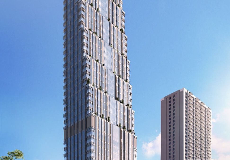 What would 55 stories at 200 Amsterdam look like?