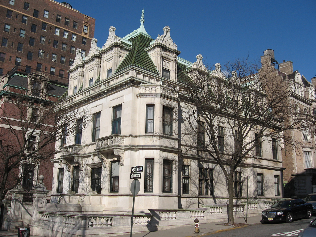 Gems of Riverside Drive: 103rd to 108th Streets Walking Tour