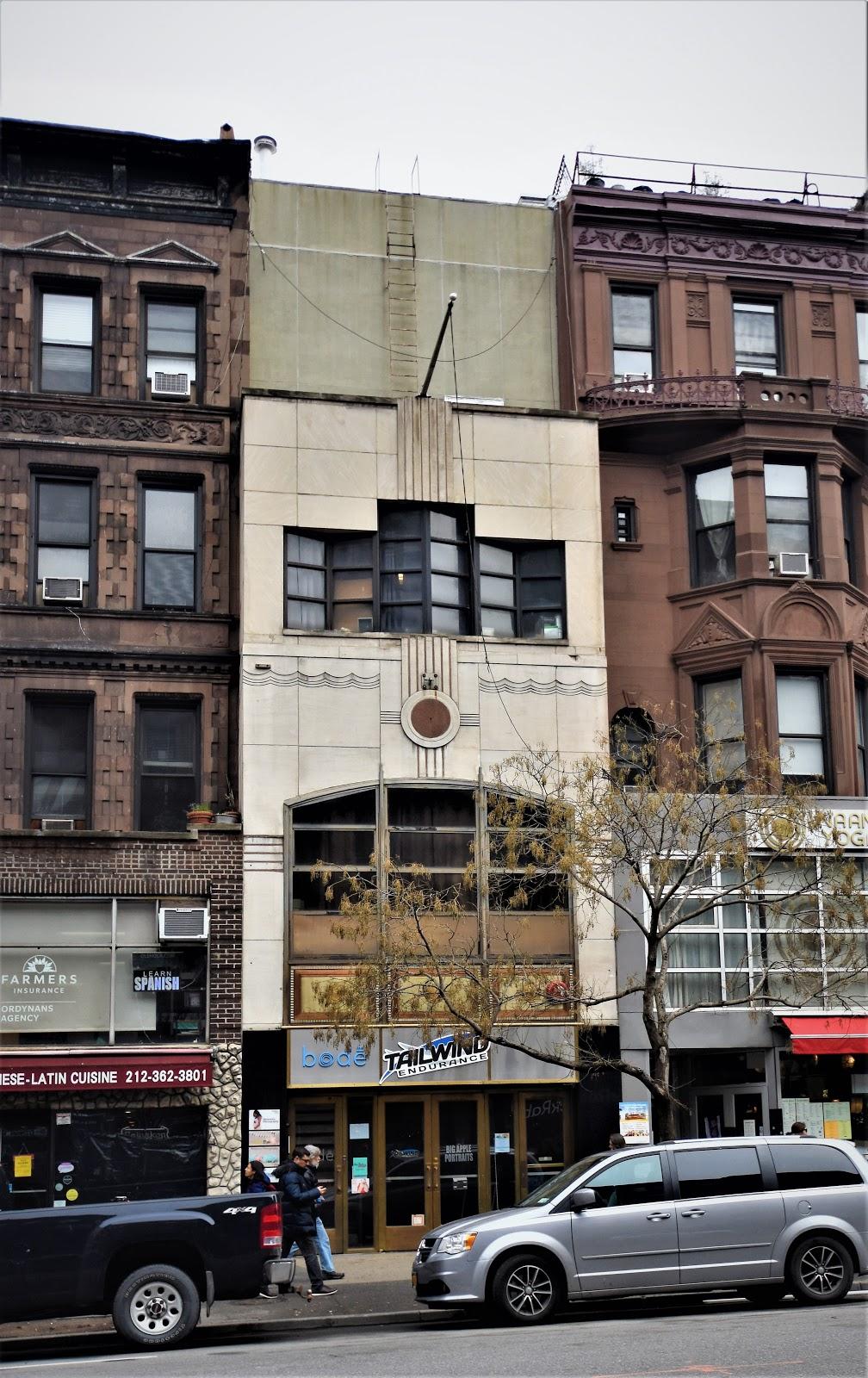 The Alienist on W. 72nd Street