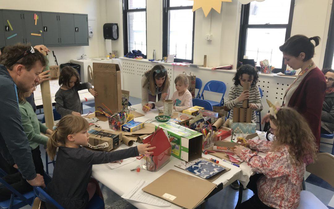 Landmark West's Kids Education Program at CMOM!