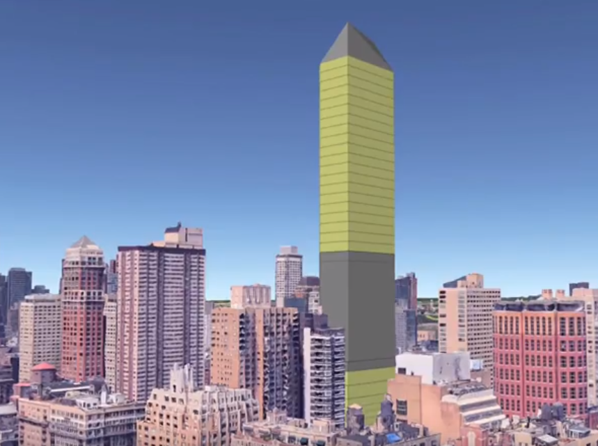 Development by Loophole: UWS Block Association Explains Impact of 66th Street Development