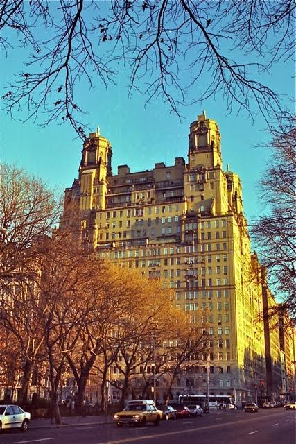History of the UWS Apartment House PLUS A-round Columbus Circle