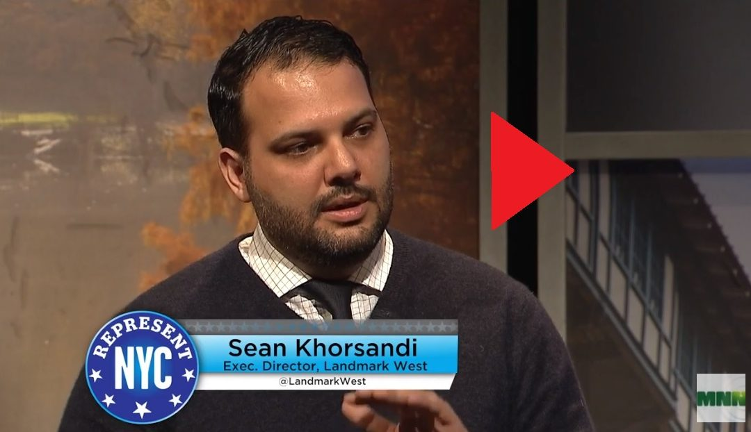 Sean Khorsandi Explains Proposed Voids Text Amendment