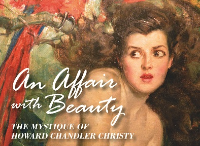 "Book Launch: ""An Affair with Beauty-The Mystique of Howard Chandler Christy"" with author James Philip Head"