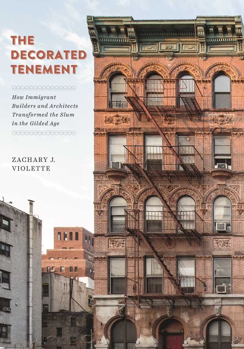 Author's Talk: The Decorated Tenement