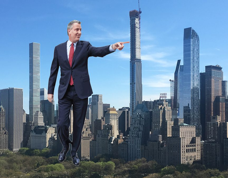 How to Game the Zoning Codes to Build Supertall Skyscrapers by James S. Russell