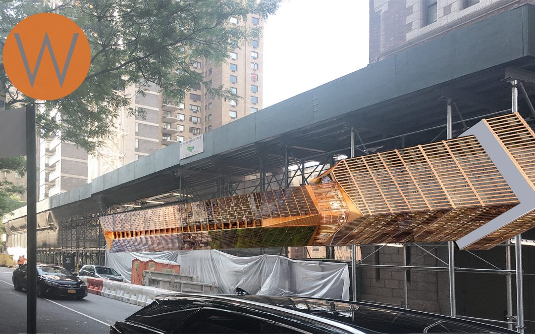 The Development Driving a Wedge Through the UWS